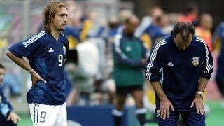 2002 Batistuta vs Sweden - World Cup
