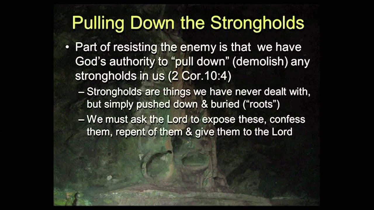PULLING DOWN STRONG HOLDS EBOOK