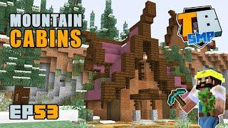 Mountain Cabins! | Truly Bedrock Season 2 [53] Minecraft Bedrock