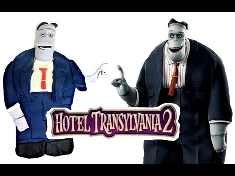 HOTEL TRANSYLVANIA 2 FRANKENSTEIN With Play Doh