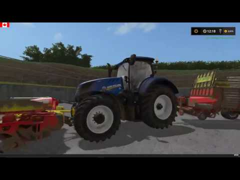 Seeding / Silage / Paying off loan - Sandy Bay 17 - Episode