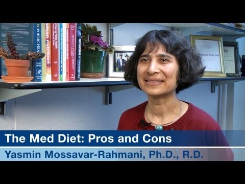 The Mediterranean Diet: Pros and Cons