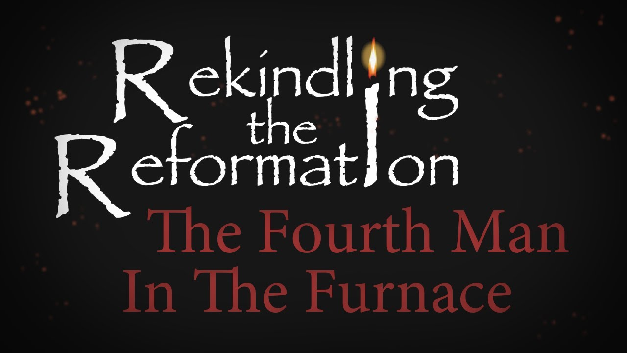 936 - The Fourth Man in the Furnace / Rekindling the Reformation - Walter Veith