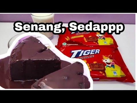 kek-coklat-biskut-tiger,-sedap-dan-mudah- -delicious-and-simple-chocolate-cake-from-tiger-biscuit