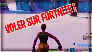 HOW TO FLY IN FORTNITE BATTLE ROYAL EPIC GLITCH!