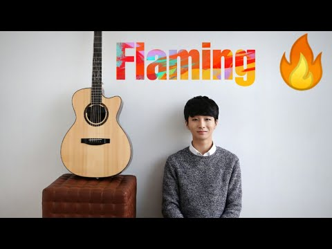 (Original) Flaming - Sungha Jung (live in Kota Kinabalu)
