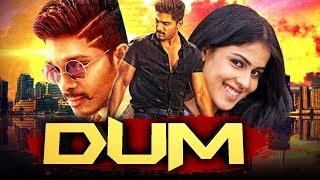 Dum (Happy) Hindi Dubbed Full Movie | Allu Arjun, Genelia D'Souza