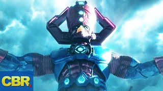 This Is What Galactus May Look Like In MCU Phase Four