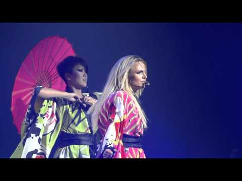 Britney Spears Toxic Live Montreal 2011 Live Montreal 2011 HD 1080P