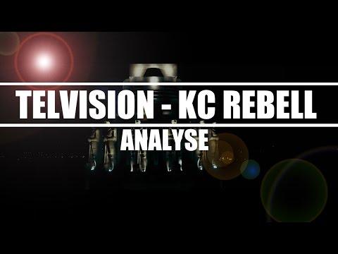 Sozialkritik auf höchstem Niveau - TELVISION - KC REBELL - RAP ANALYSE