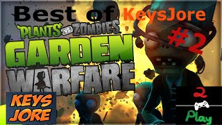 Best of KeysJore Plants vs Zombies Garden Warfare #2