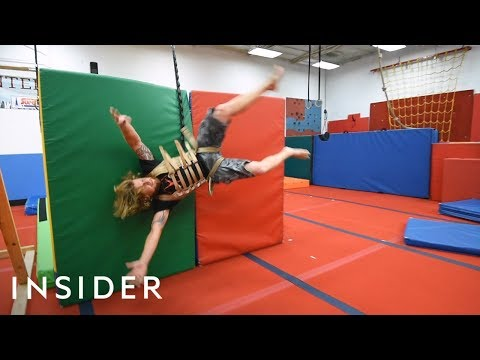 How Hollywood Stunt Performers Get In Shape | Movies Insider