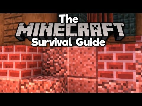 build-with-blocks-you-hate!-▫-the-minecraft-survival-guide-(tutorial-lets-play)-[part-85]