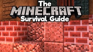 Build With Blocks You Hate! ▫ The Minecraft Survival Guide (Tutorial Lets Play) [Part 85]