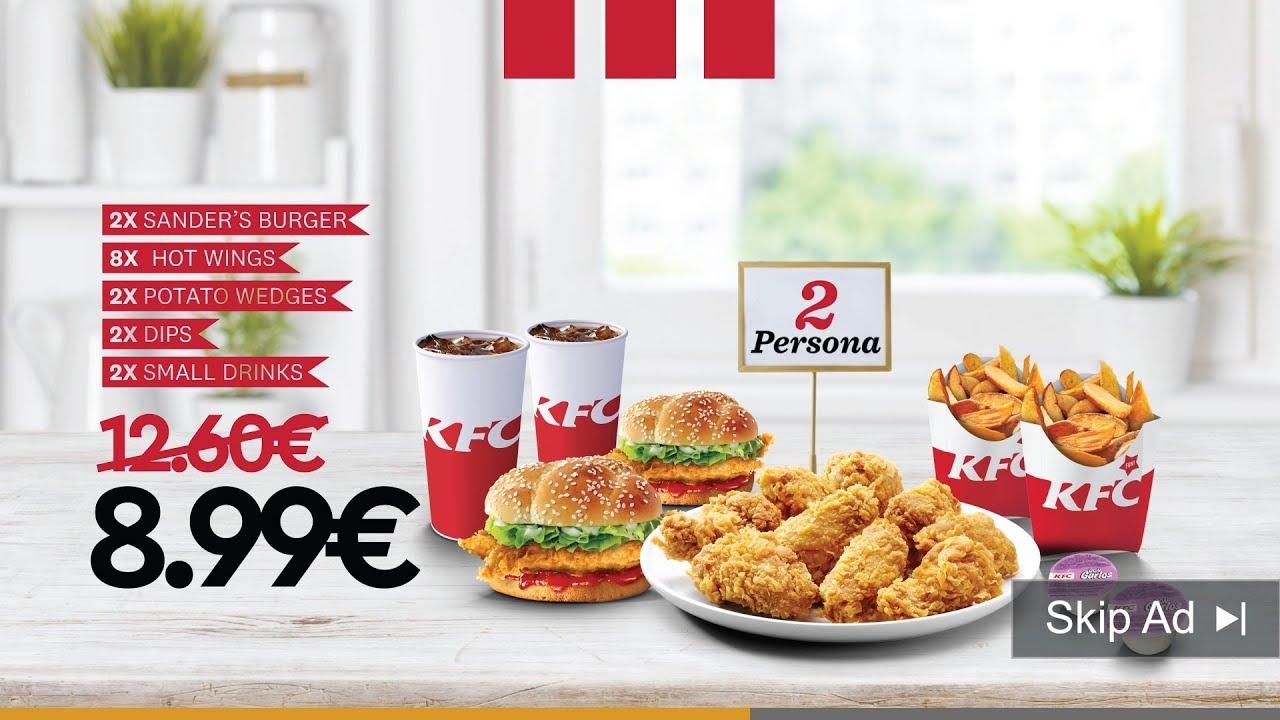 KFC Oferta e Ramazanit - 2019