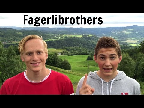 Fagerlibrothers - Norwegian Football Freestylers