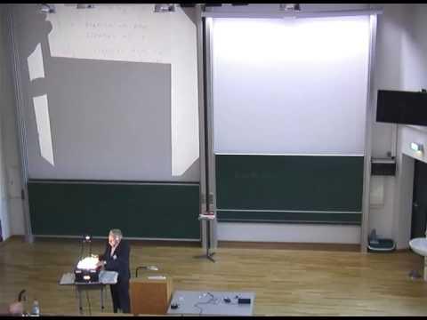 Algebraic Quantum Field Theory | Talk by Sergio Doplicher