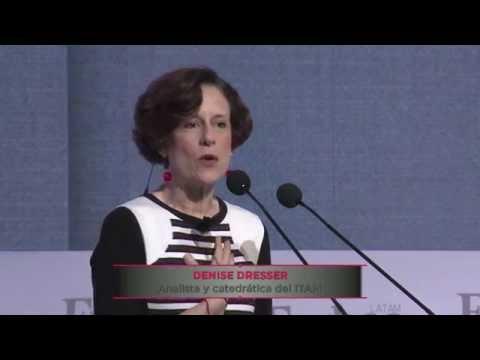 Foro Forbes Mujeres Poderosas. Panel 1, La Formación de líderes