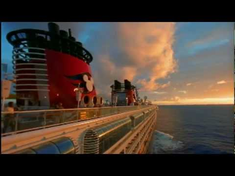 The Disney Cruise Line Fleet