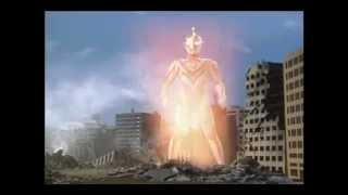 [J-LYRICS] Ultraman Gaia - Lovin You Lovin Me (MV w Subs)