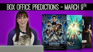 A Wrinkle in Time Box Office Predictions
