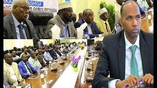 WARAR Deg Deg ah: Halista Shirka Garowe ee VILLA SOMALIA, Qorshaha Kheyre iyo Walaaca Farmaajo &…