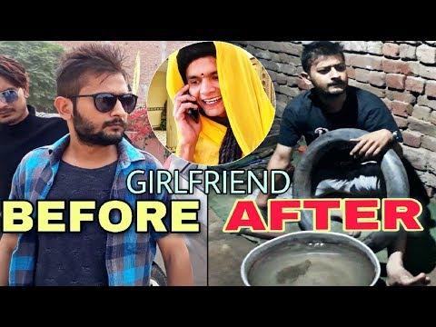 Hindi bf vs Gf | Comedy,Jokes,funny videos 2018 | Happy new year