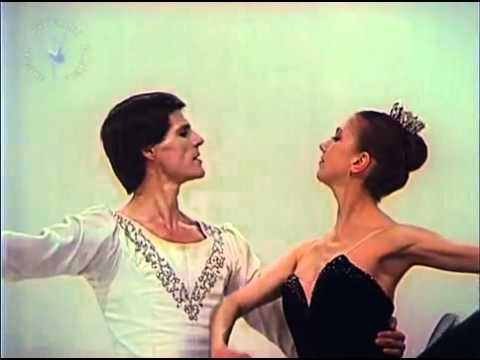 Black Swan pas de deux Valery Kovtun Tatiana Tayakina Bolshoi Stars