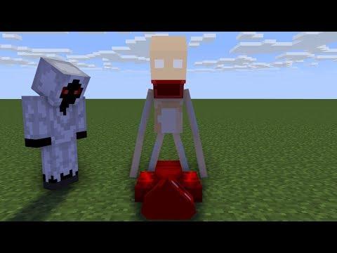 Minecraft Animations Battles: SCP-096 Vs. Entity 303 Vs. Anomaly 777. TigerEye35