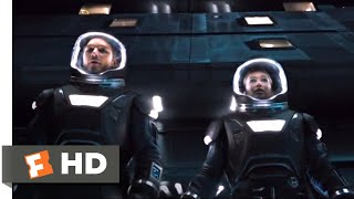 Passengers (2016) - Space Date Scene (4/10) | Movieclips