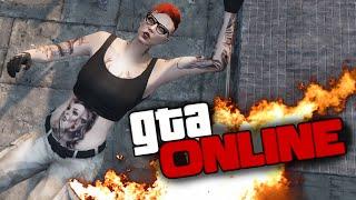 GTA ONLINE - АВТОЗАК - УГАР ДО СЛЕЗ!) #258