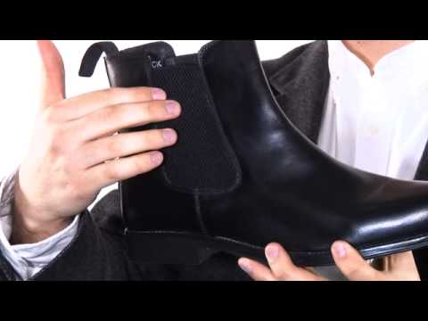 Chelsea Boots Men's Real Leather Boots