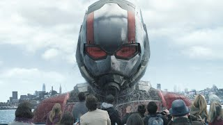 'Ant-Man and the Wasp' Trailer: Evangeline Lilly and Paul Rudd Team Up and Shrink Down