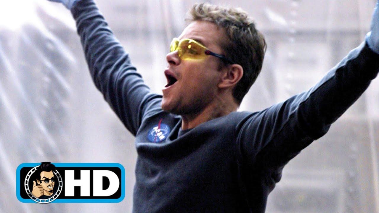 Download THE MARTIAN Clip - Creating Water (2015) Matt Damon
