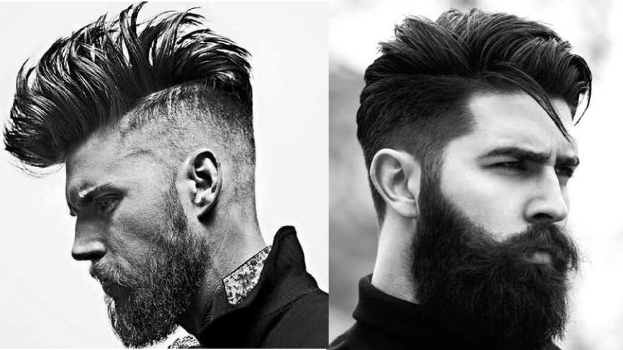 10 New Hairstyles For Men 2017-2018