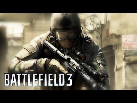 Battlefield 3 - PORTRAIT OF A HACKER