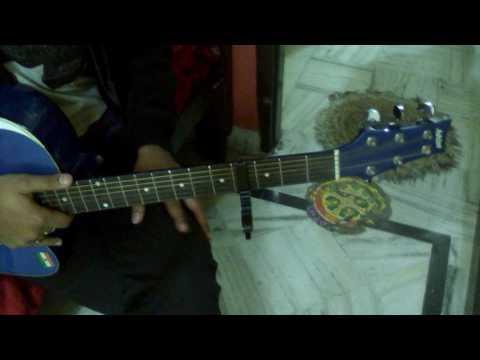 PEHLI DAFA FULL GUITAR EASY CHORDS by Atif Aslam