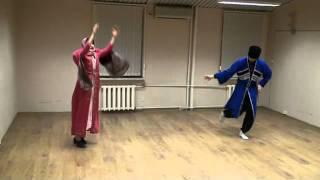 Характерные танцы