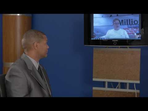 Howard Sherman Appears on Bounce TV's Inside the Crowd