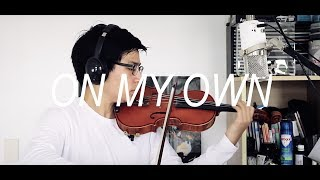 les misérables on my own violin cover