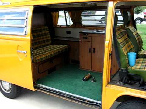 1977 Westfalia Camper by Volkswagen Bay Window Bus
