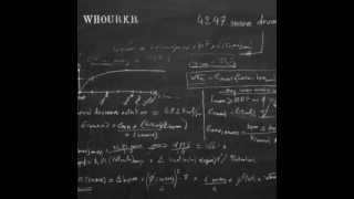 WHOURKR - Quadruple Plis de Peau (711 Snare Drums)
