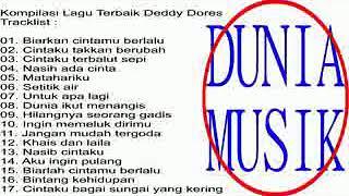 The Best!! Lagu-Lagu Deddy Dores Pilihan