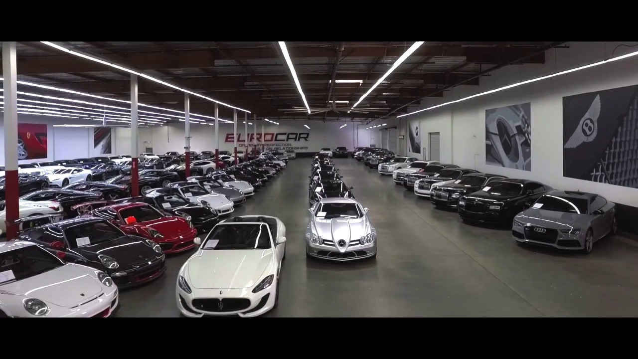 Eurocar Showroom Youtube