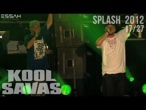 """Kool Savas - Splash! - 2012 #17/27: """"Mona Lisa"""" (Official HD Live-Video 2012)"""