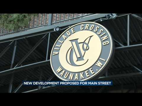 Mixed-use development proposed for downtown Waunakee