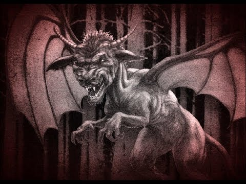 The Legend Of The Jersey Devil Staring Into The Abyss