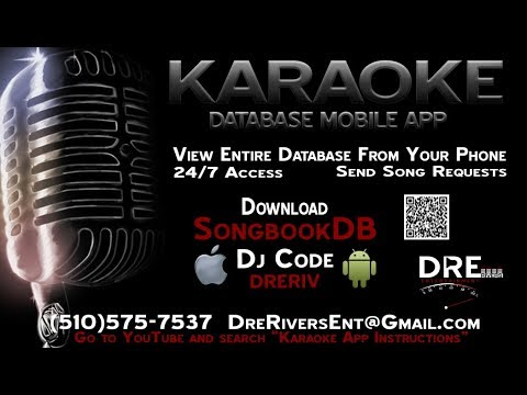 karaoke-app-instructions