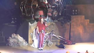 The Congregation - Alice Cooper - Sheffield City Hall 01/11/12 - HD