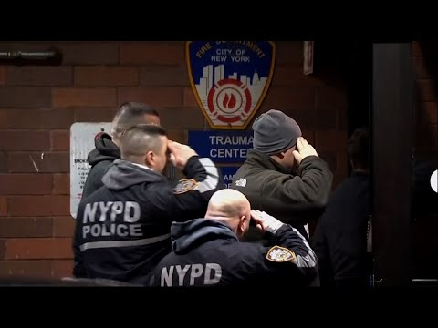 NY police: friendly fire apparently killed detective Mp3